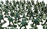 Dondor Enterprises Plastic Classic Assorted Toy Soldiers, Toy Soldier Action Figures (144 Piece Pack)