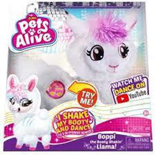 ZURU PETS ALIVE 9515 Spielzeug, weiß