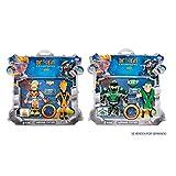 Simba Desafio Champions Sendokai - Figura con Armadura (Varios Modelos)