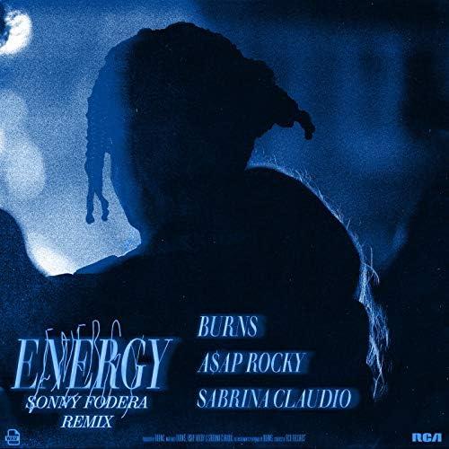 Burns & A$AP Rocky feat. Sabrina Claudio