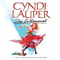 She's So Unusual 30th Anniversary Edition by Cyndi Lauper (2014-04-09)