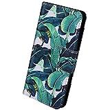 herbests case cover compatibile con samsung galaxy a20e custodia in pelle flip case colorata wallet cover con chiusura magnetica credit card slots portafoglio custodia,albero di banane