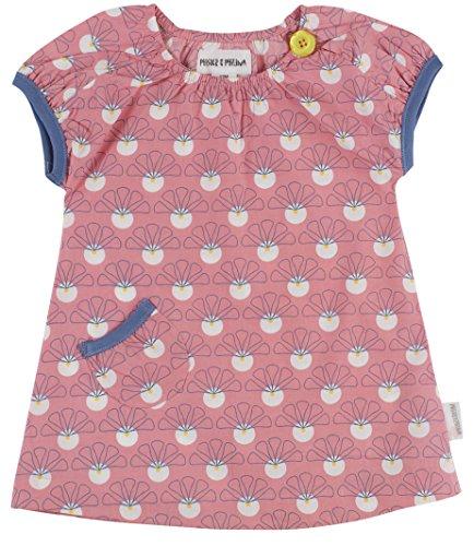 Phister & Philina Baby-Mädchen Emmy POP Kleid, Mehrfarbig (Peony PEO), (Herstellergröße:68)