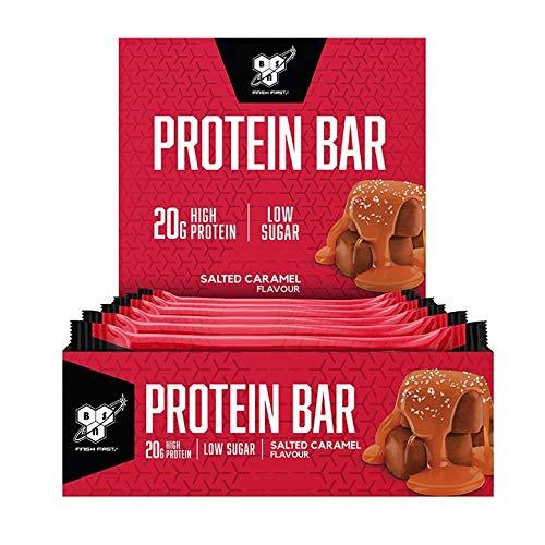 BSN Protein Bar 12 Bars Salted Caramel