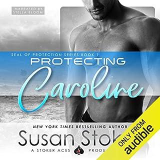 Protecting Caroline audiobook cover art