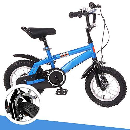 ZRZJBX Bicicleta Infantil De Sport, para NiñAs Y NiñOs A Partir De...