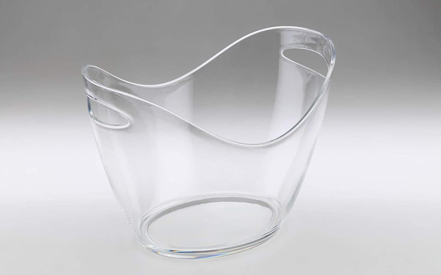 famous IMC Plastic At the price of surprise Ice Bucket Large Clear