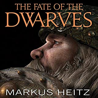 The Fate Of The Dwarves                   By:                                                                                                                                 Markus Heitz                           Length: Not Yet Known     Not rated yet     Overall 0.0