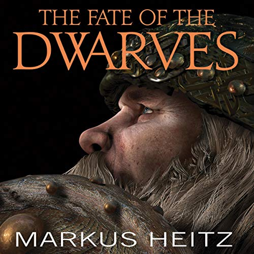 Couverture de The Fate Of The Dwarves