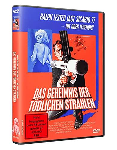 Ralph Lester jagt Sicario 77 - Das Geheimnis der tödlichen Strahlen - tot oder lebendig!