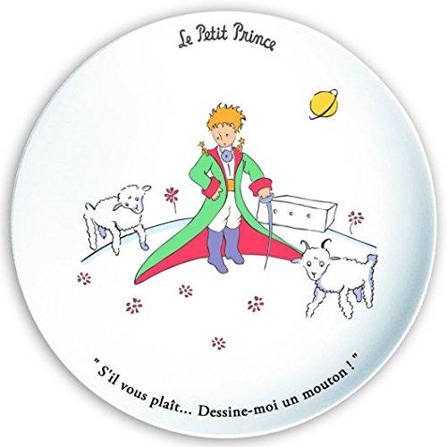 FRANCIA VINTAGE Plato de postre 20cm El Principito y la ovejaPor favor...