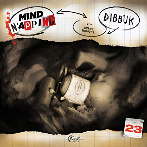 Dibbuk   audiobook cover art