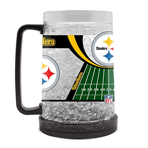 Duck House Pittsburgh Steelers Kristall Gefrierschrank Tasse