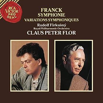 Franck: Symphony in D Minor, FWV 48 & Symphonic Variations, FWV 46
