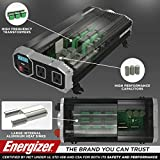 Photo #6: Energizer Heavy Duty 2000 Watts Power Inverter for Truck Use with Two 2.4amp USB Ports