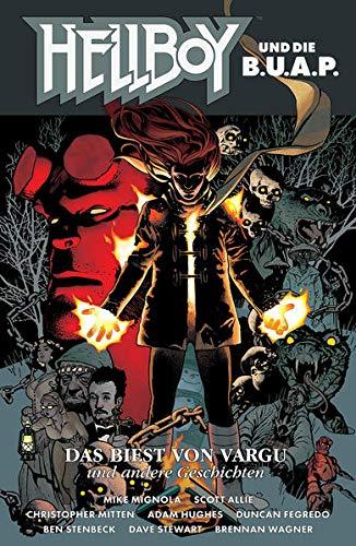 Hellboy 20: Hellboy und die B.U.A.P.: Die Bestie von Vargu und andere Geschichten: Hellboy und die B.U.A.P.: Die Bestei von Vargu und andere Geschichten