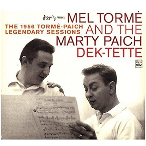 Mel Tormé & The Marty Paich Dek-tette