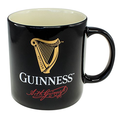 Guinness Signature Kaffee Tasse–rot Signature