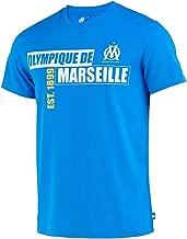Official 'Olympique de Marseille' Kids T-Shirt - Blue