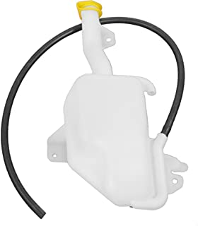 Coolant Reservoir Expansion Tank compatible with Town And Country 04-07 Plastic w/cap
