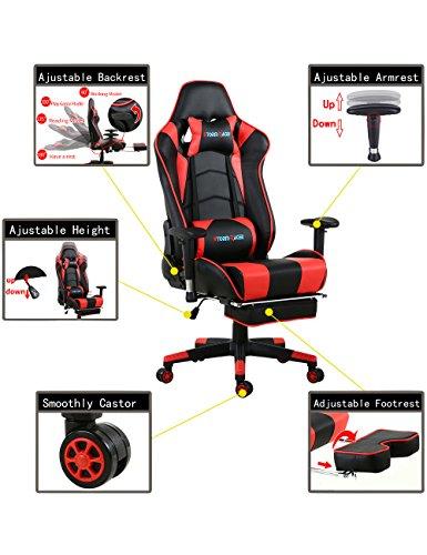 Storm Racer Gaming Stuhl PC Racing kaufen  Bild 1*
