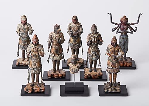 イスムTanaCOCORO[掌] 八部衆(8体セット−阿修羅含む)_仏像 フィギュア 国宝 イSム(はちぶしゅう)tc3770