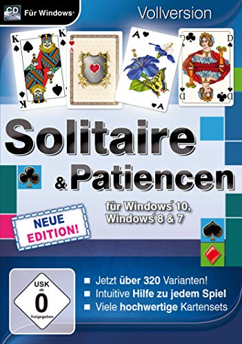 Solitaire & Patiencen für Windows 10 Neue Edition (PC)