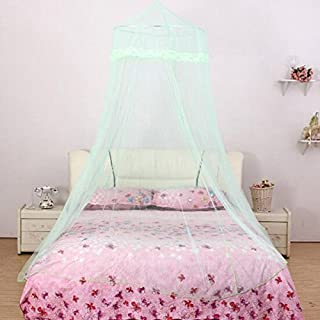 Bed Canopy Mosquito Net For Girls Dome Lace Mosquito Nets Play Tent Insect Protection For Indoors Or Outdoors, Intended For A For Covering Beds, Cribs,