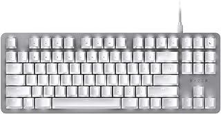 Razer BlackWidow Lite Mercury Edition (Orange Switch) - Gaming Toetsenborden - QWERTY Toetsenborden