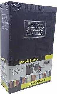 StealStreet SS-DBD-96075 7.5 Inch Blue Book Safe