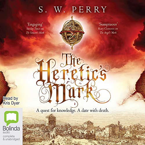 Couverture de The Heretic's Mark