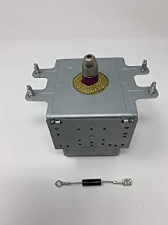 NEW Primeco WB27X10089 Microwave Magnetron Compatible with GE made by OEM Parts Manufacturer 769862, AP2025998, WB27X10492, PS239204-1 Year Warranty