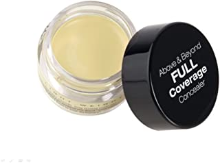 NYX Cosmetics Full Coverage Concealer Jar_YELLOW_CJ10 **BCS_BZ_WT**