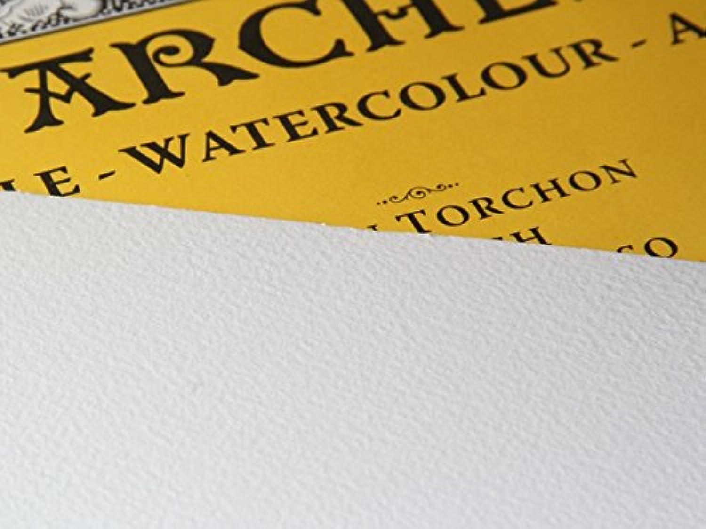 Aquarell Papier Arches 56 x 76 cm 185 g m2 grob 10 Blatt B07C71KZ71  | Perfekt In Verarbeitung
