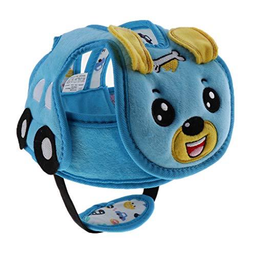 Baby Helmet Schutzhelm Babyhelm Helmmütze Kopfschutzmütze gegen Stöße, Verstellbar - Hund