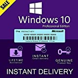 Windows 10 PRO RETAIL | (ESD) License, working KEY by e-mail. Multi-language