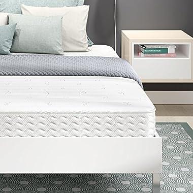 Signature Sleep Mattress, Queen Mattress, 8 Inch Hybrid Reversible Mattress, Queen