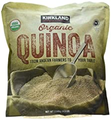 Certified Organic Certified Gluten Free Product of Peru - Packed in the USA Pre-washed, no need to rinse. Contains essential amino acids in the right proportions to help support human nutritional needs.