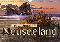 Trauminseln Neuseeland (Wandkalender 2022 DIN A4 quer): Eine traumhafte Bilderreise nach Neuseeland (Monatskalender, 14 Seiten )