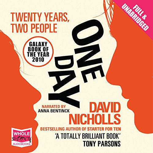 One Day Audio Download Amazon Co Uk David Nicholls Anna Bentinck W F Howes Ltd Audible Audiobooks
