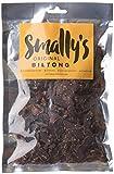 Smally's Biltong: Original, Prêt High Protein Rindfleisch Snack essen, glutenfrei, 500g