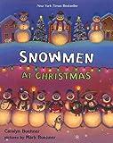 Snowmen at Christmas picture book preschool and kindergarten
