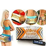 Vibratone Fascia Vibrante VIBRA Cintura Massaggio Pancia Glutei Cosce Fianchi