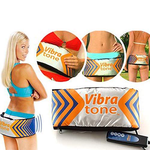 Vibratone Madprice-Fascia Vibrante VIBRA Cintura Massaggio Pancia Glutei Cosce Fianchi