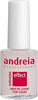 Andreia Professional Extreme Effect Matte Look Top Coat - Para Uñas con Efecto Mate - 10.5ml