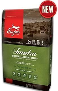 Orijen Tundra Dog 25 Lbs Goat Venison Bison