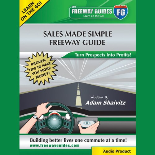 Sales Made Simple audiobook cover art