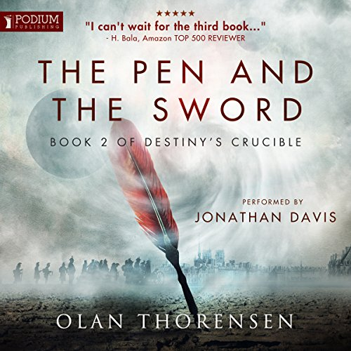 The Pen and the Sword cover art