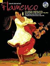 Flamenco Guitar Method: for Teaching and Private Study. Vol. 1. Gitarre. Ausgabe mit CD.