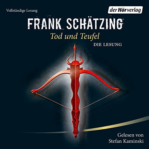 Tod und Teufel                   By:                                                                                                                                 Frank Schätzing                               Narrated by:                                                                                                                                 Stefan Kaminski                      Length: 15 hrs and 25 mins     5 ratings     Overall 4.4